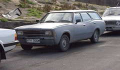 Cortina Mk3 Estate (Tui_) Tags: ford cortina primer blackpool 1973 ghia mk3 yfy766m