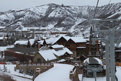 Snowmass lodge