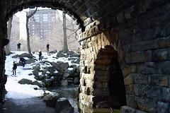 Glen Span Arch, Central Park (Joe Josephs: 2,650,890 views - thank you) Tags: newyorkcity centralpark photojournalism naturephotography landscapephotography outdoorphotography nikon60mm28d centralparkinwinter joejosephs joejosephsphotography nikond800e copyrightjoejosephsphotography copyrightjoejosephs2014