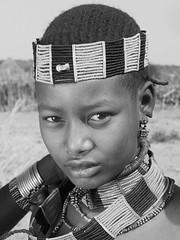 Hamer Ethiopia (Olivier DARMON) Tags: africa portrait white black noir skin african details tribal tribes tribe nudity et scarification femmes afrique oubliés blancblack africantribes olivierdarmon detailsethiopia incisiondelapeau lasttribes