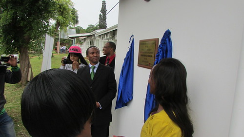 AHF Swaziland: Lamvelase Clinic Opening