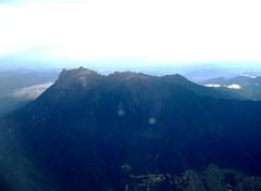 Mount Kinabalu (tom_2014) Tags: travel forest plane canon island asia seasia southeastasia flight peak landmark aerial mount malaysia borneo tropical geography malaysian tropics sabah malay kinabalu sundaland mtkinabalu