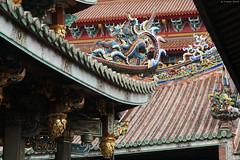 台北・大龍峒保安宮 ∣ Baoan temple・Taipei (Iyhon Chiu) Tags: 台北 保安宮 carving baoan temple taipei 台灣 大龍峒 台北市 建築 寺廟 廟 廟宇 2016 雕刻