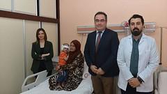 Suriyeli Mervan Türkiye'de duyabilecek (daykancom) Tags: ameliyat biyonikkulak kulak mkü suriye türkiye