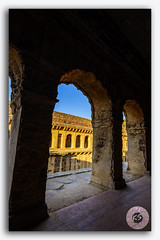 Corridors of famous Neemrana stepwell baori, Rajasthan (KS Photography!) Tags: corridor walls design floor sandstone rajputarchitecture monument dome ranikibaoli ranikibaori neemrana stepwell rajasthan village ancient attractive historic baori brick building culture day daylight destination architecture historicarchitecture famous heritage historical landmark pattern religion ruin stairs step stepwall structure tourism tourist traditional iconic architectural queensstepwell prespective india asia