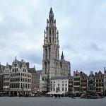 Grote Markt & Kathedraal Anterpen thumbnail