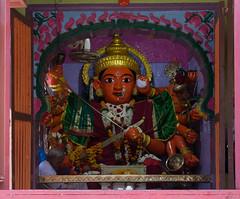Shrine near Naroshnkar Temple (JohnMawer) Tags: nasik nashik maharashtra india in