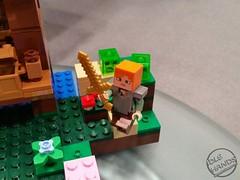 Toy Fair 2017 LEGO Minecraft 14 (IdleHandsBlog) Tags: minecraft toys videogames lego constructionsets toyfair2017