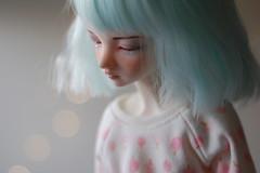 (simply hagata) Tags: balljointeddoll bjd msd dollinmind dim odelia halfclosedeyes doll
