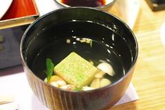 IMG_6111 Miyajima - dinner at Aki Grand hotel (drayy) Tags: japan hiroshima miyajima island oyster oysters torii shrine food 日本 宮島 かき 広島 食事 食べ物 夕食 かいせき