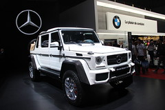 mercedes  maybach g 650 (srouve78) Tags: mercedes maybach g650