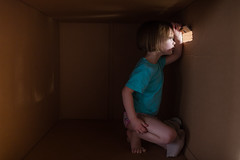 101  365 (trois petits oiseaux) Tags: 365 box play imagination light childhood kids