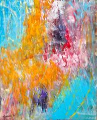 Francisca Bravo_Mediterraneo 2 (florarte_arenzano) Tags: florarte 2017 kunst arte arenzano