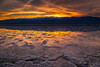 Salted Sunset (EricGail_AdventureInFineArtPhotography) Tags: ericgail 21studios canon canon6d 6d explore interesting interestingness photoshop lightroom nik software landscape nature infocus adjust california photo photographer ca cs6 picture adventureinfineartphotography badwater sunset panamintrange deathvalley