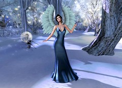 LuceMia - Glitter (MISS V♛ ITALY 2015 ♛ 4th runner up MVW 2015) Tags: glitter glitterposes fashion poses sl new swankevent models creations mesh angels lucemia