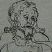 CRANACH Lucas (Ecole) - Le Jugement Dernier (drawing, dessin, disegno-Louvre INV18929) - Detail 08