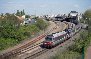 SNCF BB 67400