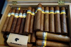 Cohiba cigars (geneward2) Tags: cohiba cigars