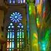 Colors a la Sagrada Família