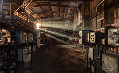 HFB (Left in the Lurch) Tags: urbex abandoned industry