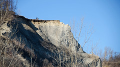 At the Edge of the World DSN_0811 (iloleo) Tags: scarboroughbluffs cliffs toronto landscape nature nikond7000 winter scenic