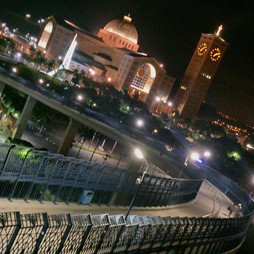Vista do alto da cidade velha