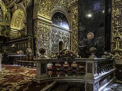 Saint John's Cathedral, Valletta (Tony Tomlin) Tags: malta georgecrossisland mediterranean valetta church cathedral saintjohns