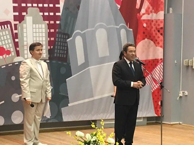 Собянин поздравил работников ЖКХ спрофессиональных праздником