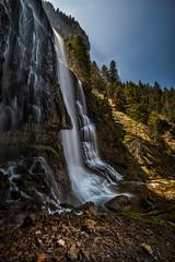 La Grande Cascade 01 (glassonlaurent) Tags: cascade 73 savoie france rivière water waterfalls landscape paysage eau le cirque de saintmême grande