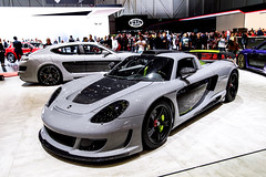Yes Please. (Reece Garside | Photography) Tags: gemballa mirage gt porsche carreragt miragegt tuned german supercar summer spotter car canon canon6d 6d hypercar history rare geneva geneva2017 motorshow switzerland