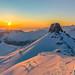 Spitzmeilen sunrise