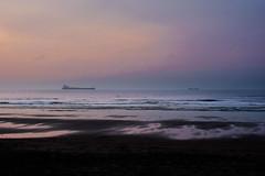 Atardecer (Zuncra*) Tags: asturias salinas playa barcos atardecer mar sunset aire airelibre marcantabrico españa spain