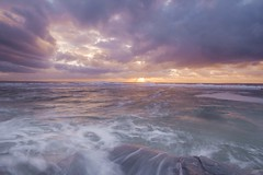 Sunrise (nigelhowe) Tags: narrabeen sunrise nsw northern beaches seascape