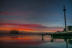 20170313-_MG_4981 (chrischampion2) Tags: brighton sea seaside beach pier palacepier westpier britishairwaysi360 horsecarousel fairgroundride carousel