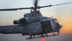 Heavy Huey Raid WTI 2-17 (MarineCorpsAviationAssociation) Tags: mawts1 wti weaponsandtacticsinstructorcourse ustecom uh1 heavyhueyraid marineaviation closeairsupport 2ndbattalion6thmarines arizona unitedstates