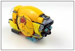 LEGO SuperHeroes Guardians of the Galaxy Vol 2 (2017) 19 (noriart) Tags: lego 2017 marvel comics komiks strażnicy galaktyki 76081 the milano vs abilisk 76079 ravager attack 76080 ayeshas revenge groot starlord mantis rocket raccoon recenzja 8studs guardians galaxy vol 2