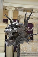 DSC_0553 (Andy961) Tags: pittsburgh pennsylvania pa carnegiemuseumofart art museums sculpture sculptures bronze animal zodiac aiweiwei