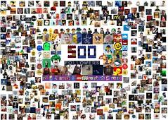 🎈500 FOLLOWERS🎉 (Alex THELEGOFAN) Tags: lego 500 followers profile brick bricks
