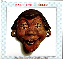 2 - Pink Floyd - Relics - US - 1981-Early Recordings (Affendaddy) Tags: vinylalbums pinkfloyd relics capitol sn16234 us 1981 ukprogrock collectionklaushiltscher