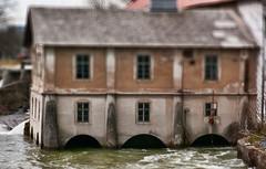 Power plant (rlubej) Tags: ljubljana ljubljanica rivers building