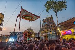 Ratham (Padmanabhan Rangarajan) Tags: mylapore kapaleeswarantemple chariot carfestival festival crowds chennai hinduism shiva temple 63 arubathimoovar