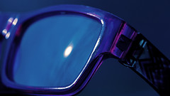Glazed Eye Glasses (Bob's Digital Eye) Tags: abstract bobsdigitaleye canon canonefs55250mmf456isstm flicker flickr glaze macro macromondays t3i