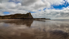 Photo of Oxwich Bay Reflection