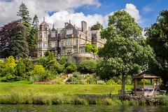 Langdale Chase Hotel on Windermere, Lake District (Bob Radlinski) Tags: cumbria england europe greatbritain lakedistrict lakes uk windermere travel