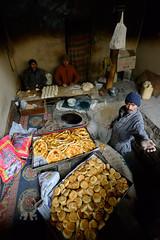 Leh Market. (Josh Niederauer) Tags: leh ladakh india january winter bread bakery kashmiri himalayas d800 nikon tamron 1530 28