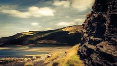 Pen Dynas XV (rodriguesfhs) Tags: wales welsh cymru aberystwyth sea water cardigan bay ceredigion cardiganbay