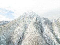 "Les Agudes. (¡arturii!) Tags: wow amazing awesome superb interesting stunning impressive nice beauty great arturii arturdebattk ""canonoes6d"" gettyimages travel trip tour route viatge holidays vacations montseny drone flying dji phantom3 nature natura snow winter cold neu fred mountain muntanya catalonia catalunya cataluña europe spain sky summit forest aerial top above"