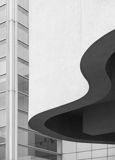 Richard Meier. MACBA #30
