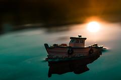 Sailing back from Dream island (M.patrik) Tags: shot nikon dslr d3300 sunset colour sail back another sun water clear summer lake blue macro