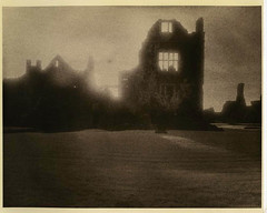 Neath Abbey. (mabtud) Tags: efke 820ir rodinal printed forte coldtone rc developed fotospeed ld20 lith developer